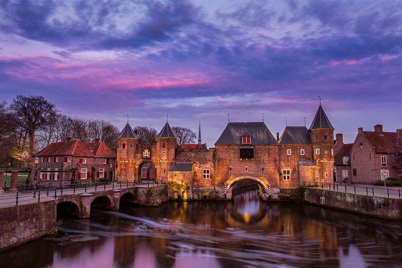 Koppelpoort Amersfoort van Joram Janssen