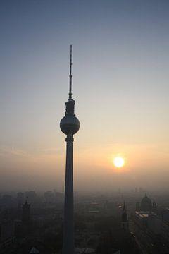 Television Berlin von Ellen Braekevelt