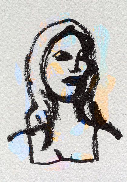 Een andere vrouw van Eva van den Hamsvoort