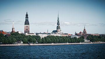 Riga - Skyline sur Alexander Voss