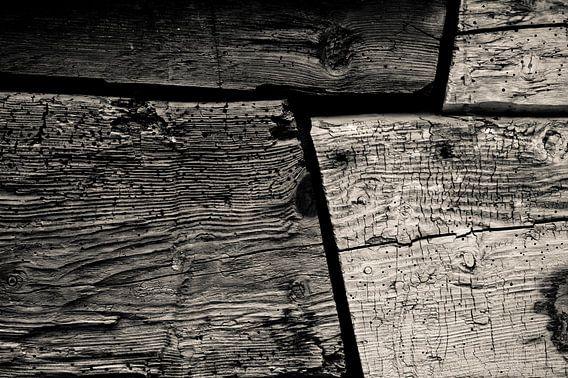 Old Wood Bryggen I van Cor Ritmeester