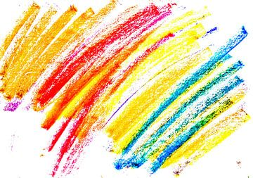 Het leven is kleurrijk. van Norbert Sülzner