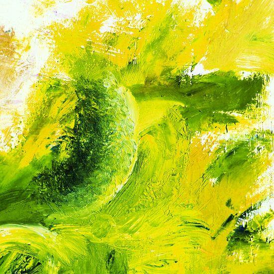 abstract intens van M.A. Ziehr