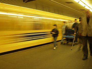 Subway Berlin van ku nst