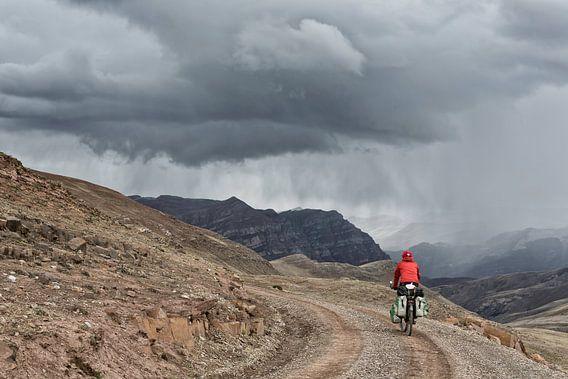 Fietsen in Peru