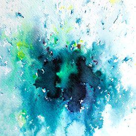 Unentschlossenheit von WatercolorWall