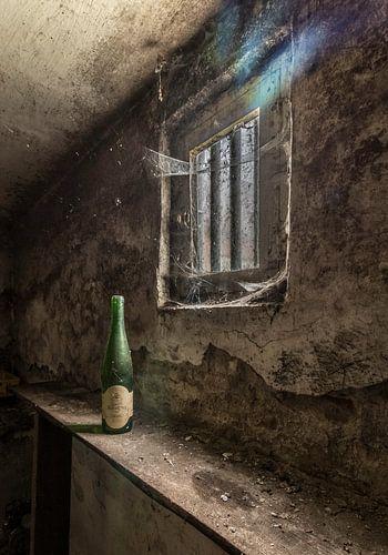 silence of the wine van Coco Goes Urbex