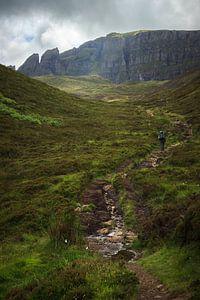 Hiking the skye trail II
