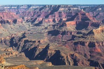 Grand Canyon van top tot bodem van Peter Leenen