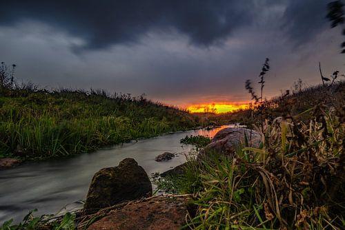 Sunset van Tara Kiers
