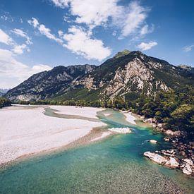 Tagliamento (Italien) von Alexander Voss
