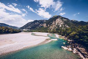 Tagliamento (Italie) sur Alexander Voss