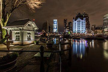 The Rotterdam white house  van