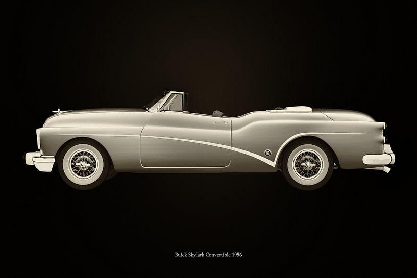 Buick Skylark Cabriolet 1956 van Jan Keteleer