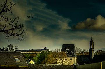Ehrenfriedersdorf Erzgebirge von Johnny Flash