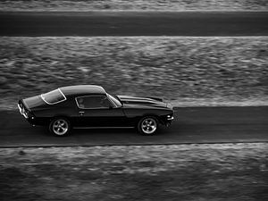 Camaro uit 1970 van Martijn Tilroe