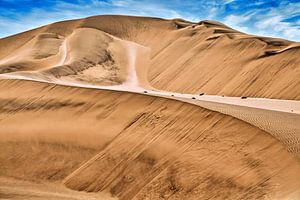 Schönheit der Namib Wüste, Namibia von W. Woyke