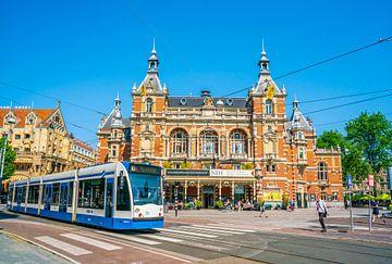 Het Stadsschouwburg in Amsterdam van Ivo de Rooij