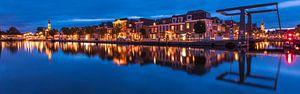 Bierkade Alkmaar kleur 16*5 van Sven van der Kooi (kooifotografie)