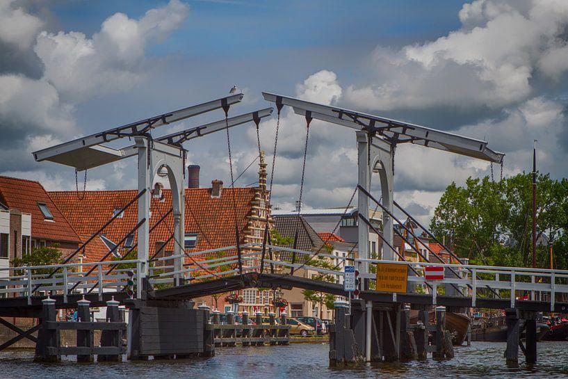 Rembrandtbrug Leiden van Leanne lovink