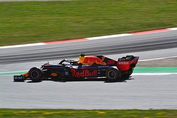 Formel-1-Held Max betritt den Redbull Ring in Österreich 2019 von Quint Wijnhoven