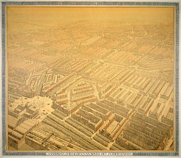 Berlage, Plan Zuid Amsterdam van
