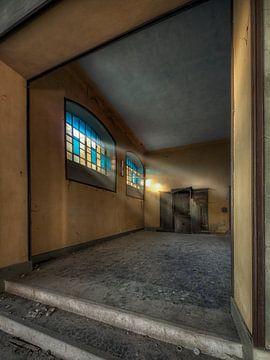 Verloren Plaatsen - Verlaten Kerk - Biecht van Carina Buchspies