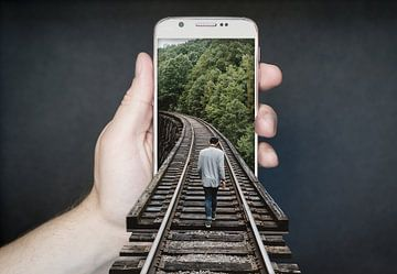 Smartphone van Judith Robben