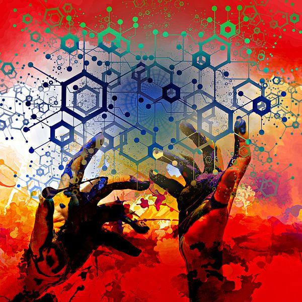 Catching stars von PictureWork - Digital artist