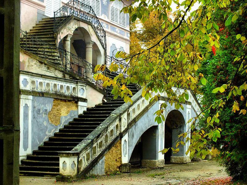 Schlossgarten 01 von Ilona Picha-Höberth