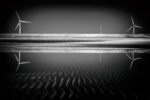 Zeeland - windmolens van