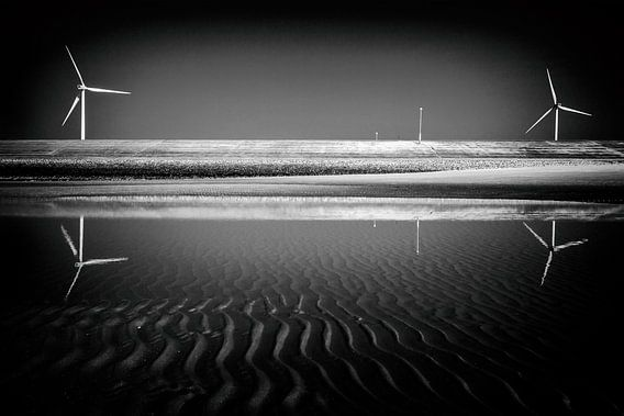 Zeeland - windmolens van Jacqueline Lemmens
