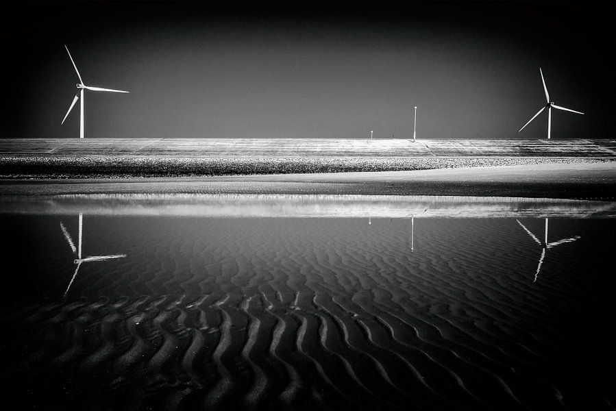 Zeeland - windmolens