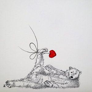 HeartFlow ijsbeer