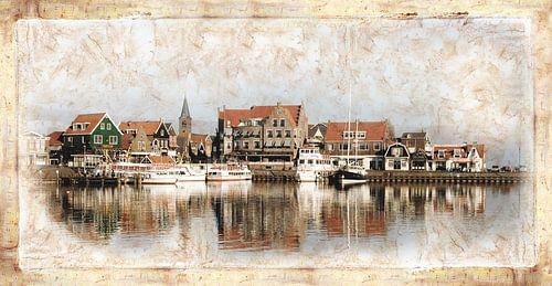 Haven Volendam von Dutch Art