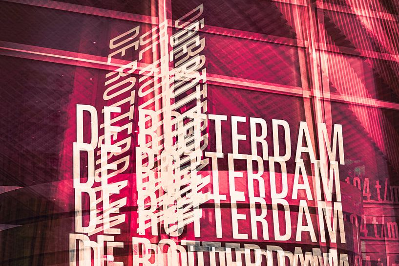 Rotterdam Rood van jowan iven
