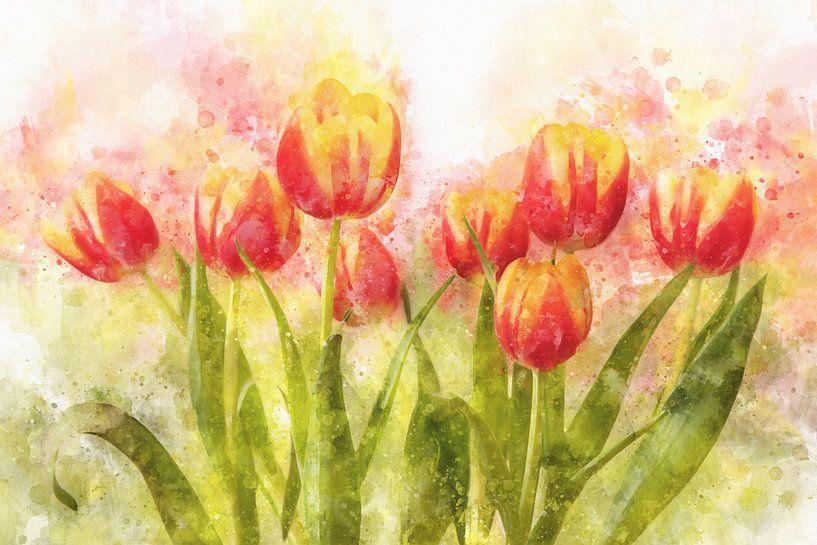 Bloemen14 van Silvia Creemers