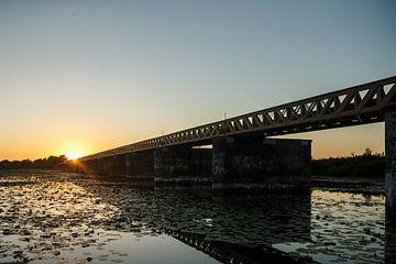 Spoorbrug Moerputten, Den Bosch van