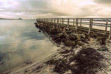 Holzbrücke von Agostino Lo Coco