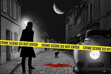 Crime time von Monika Jüngling