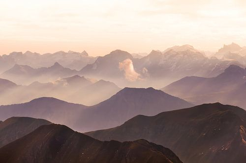 Poster Berge