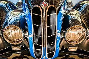 Historische auto von