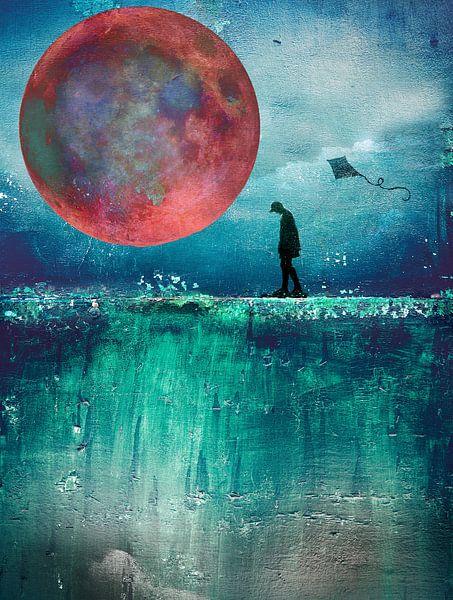 Moon Child van Jacky Gerritsen