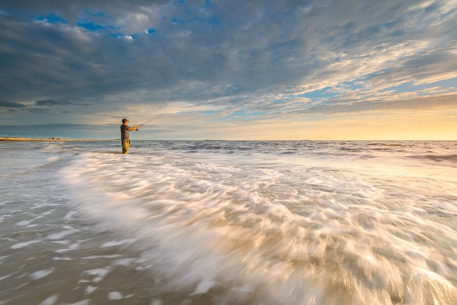 Cape Cod Bay van Frederik van der Veer