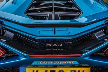 Lamborghini Sián van Bas Fransen