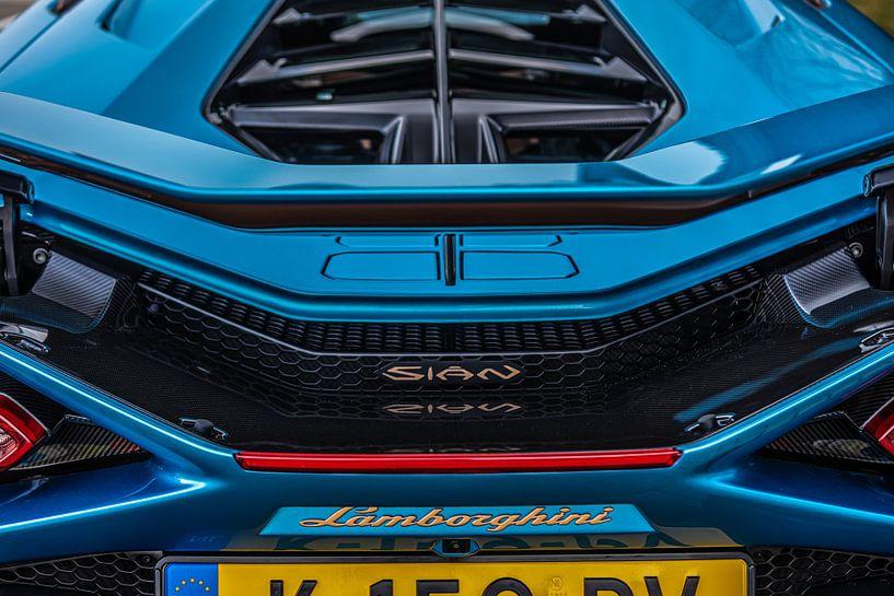 Lamborghini Sián von Bas Fransen