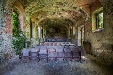 Het vervallenTheater van Frans Nijland