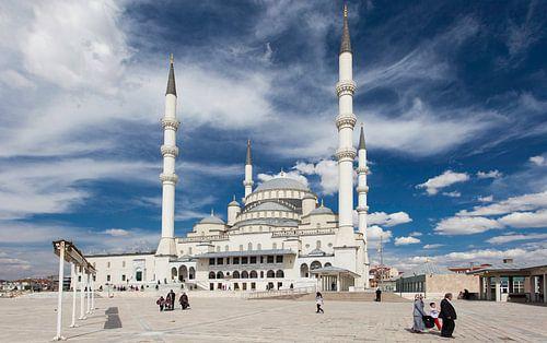 Kocatepe Moskee - Ankara, Turkije