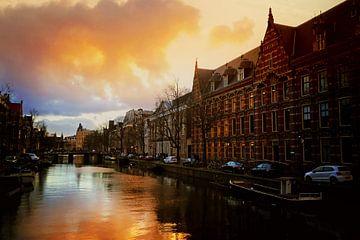 Amsterdam Canal sur Marianne Bras