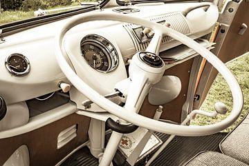 Volkswagen Transporter T1 des années 1950 sur Sjoerd van der Wal